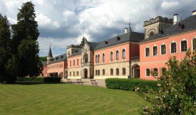 Castillo de SYCHROV