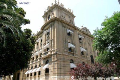 Comarcas de España. CAMPO DE ALICANTE 1