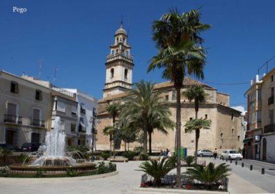 Comarcas de España. MARINA ALTA 2