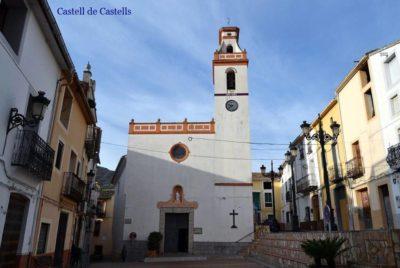 Comarcas de España. MARINA ALTA 3