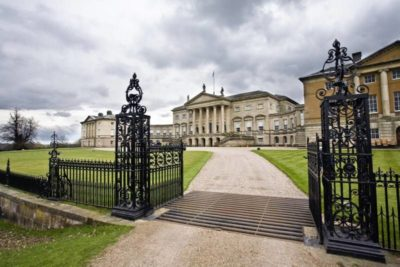 MANSION KEDLESTON HALL