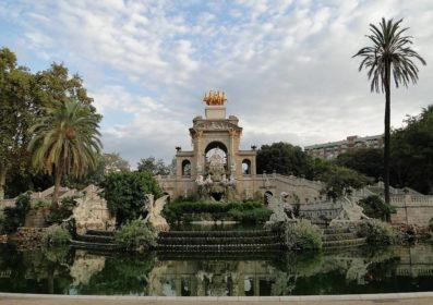 BARCELONA. Parque de la Ciudadela