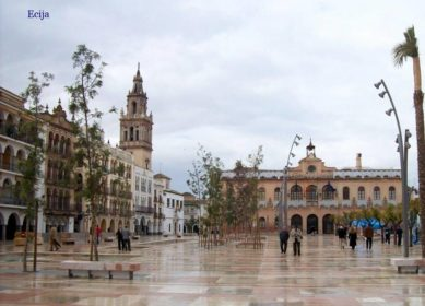 Comarcas de España. ECIJA
