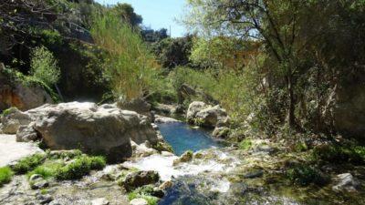 FUENTES DEL ALGAR (Alicante)