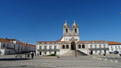 Portugal. Iglesia de nuestra señora de Nazaré