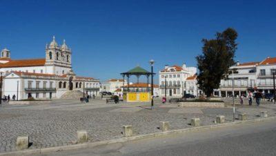 Portugal. NAZARE