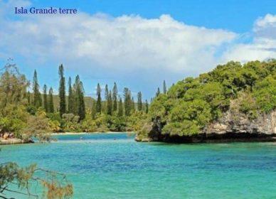 Islas del mundo. NUEVA CALEDONIA 1