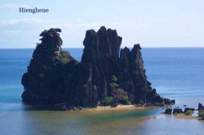 Islas del mundo. NUEVA CALEDONIA 2