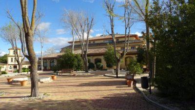 SANTA CRUZ DE MUDELA. Balneario Cervantes