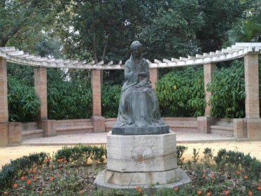 Sevilla. PARQUE DE MARIA LUISA