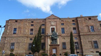 VISO DEL MARQUES. PALACIO DE SANTA CRUZ. 1