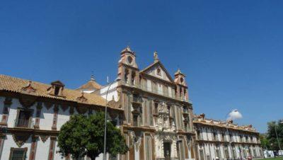 CORDOBA. Palacio de la Merced