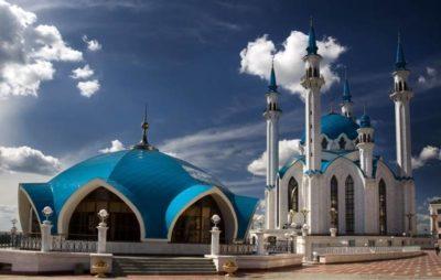 Ciudades del mundo. KAZAN (Rusia)