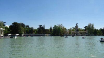 MADRID. Parque del Retiro 1