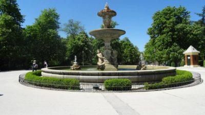 MADRID. Parque del Retiro 2