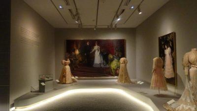 MUSEO THYSSEN DE MADRID. Sorolla y la moda