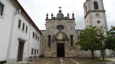 AVEIRO. Catedral de Santo Domingo