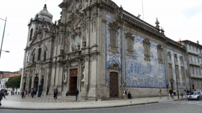 OPORTO. Iglesias del Carmen y de las carmelitas
