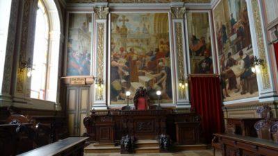 OPORTO. Palacio de la Bolsa. 2