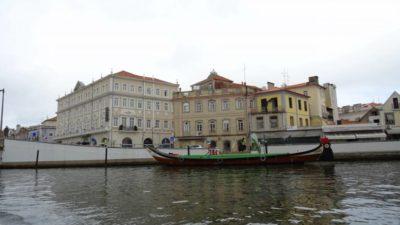 PORTUGAL. AVEIRO. Paseo por los canales