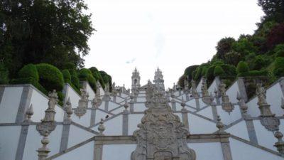 PORTUGAL. Santuario de Bom Jesús do Monte. 1