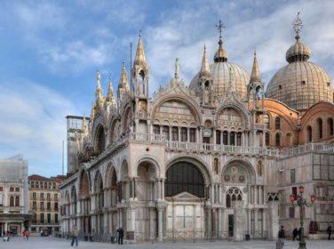 Venecia. BASILICA DE SAN MARCOS