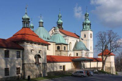 Ciudades patrimonio de la humanidad. KALVARIA ZEBRYYDOWSKA