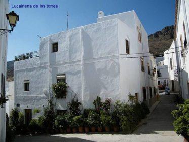 Comarcas de España. LOS FILABRES-TABERNAS. 2