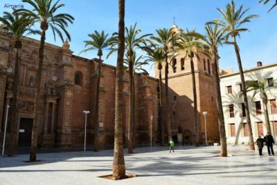 Comarcas de España. METROPOLITANA DE ALMERIA. 1