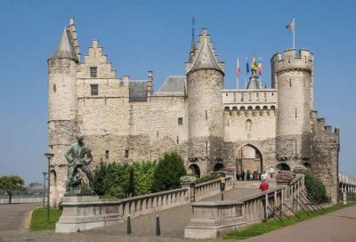 Bélgica. AMBERES