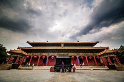 China. JINAN