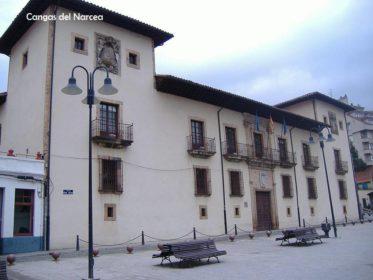 Comarcas de España. NARCEA 2