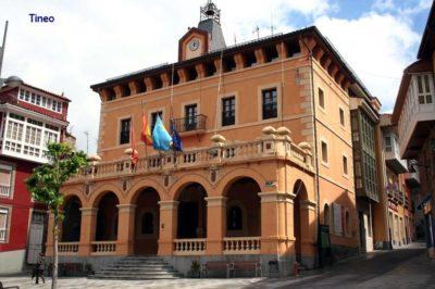 Comarcas de España. NARCEA 3