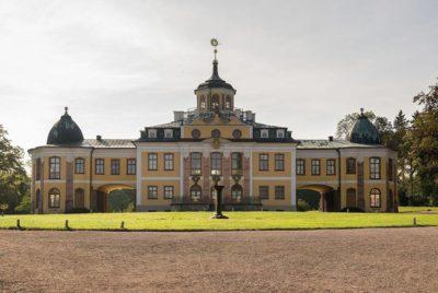 Weimar. PALACIO BELVEDERE