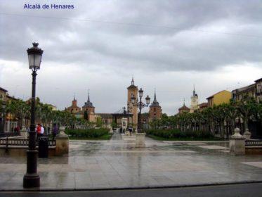 Comunidades de España. MADRID 1