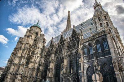 VIENA. Catedral de San Esteban