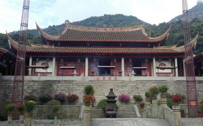 China. FUZHOU