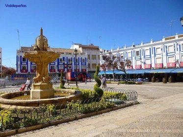 Comarcas de España. LA MANCHA 4 (Ciudad Real)