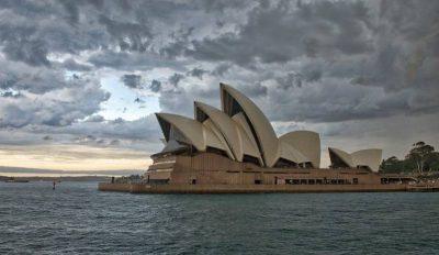 Países del mundo. AUSTRALIA 6