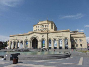 Países del mundo. ARMENIA 1