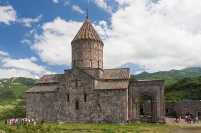 Países del mundo. ARMENIA 4