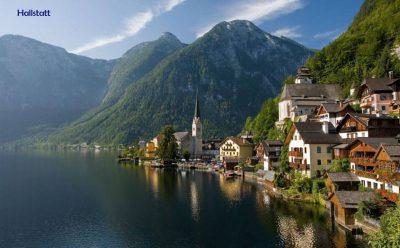 Pueblos bonitos del mundo. AUSTRIA 2