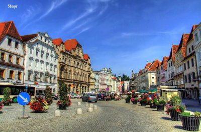 Pueblos bonitos del mundo. AUSTRIA 3