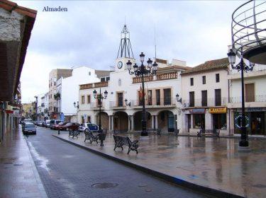 Comarcas de España. ALMADEN 2