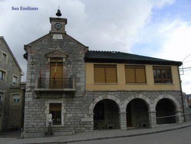 Comarcas de España. BABIA 1