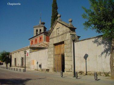 Comarcas de España. DEL ALBERCHE 1