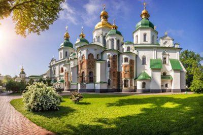KIEV. CATEDRAL DE SANTA SOFIA