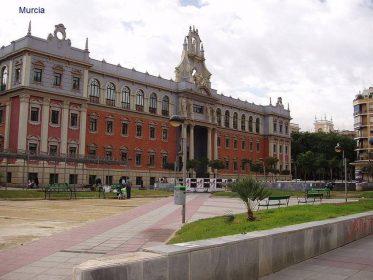 Comunidades de España. MURCIA 2