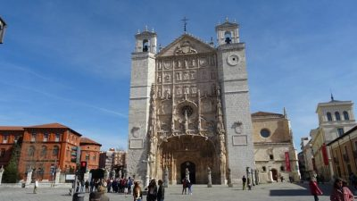 Valladolid. IGLESIA DE SAN PABLO
