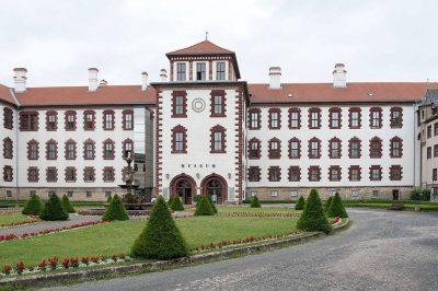 Alemania. PALACIO DE ELISABETHENBURG